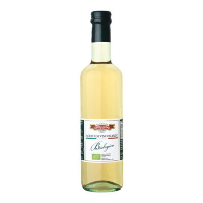 WHITE WINE VINEGAR BIO
