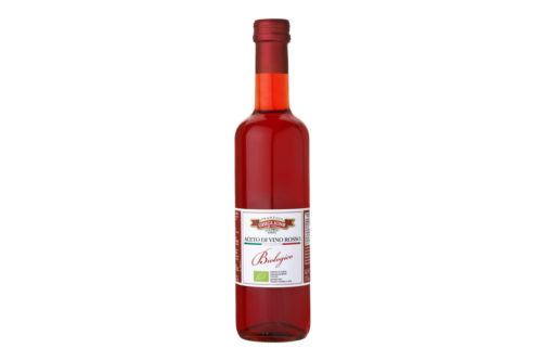 RED WINE VINEGAR BIO