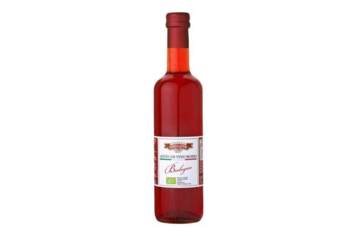 aceto vino rosso biologico