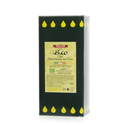 native olive oil extra bio 5 l