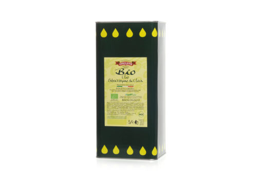 native olive oil extra bio 5 l