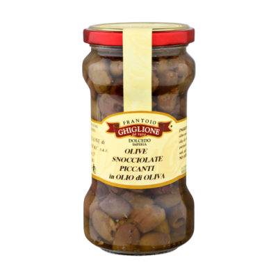 olive snocciolate piccanti