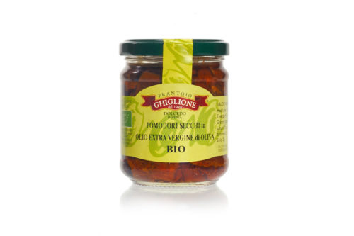 DRIED TOMATOES ORGANIC BIO