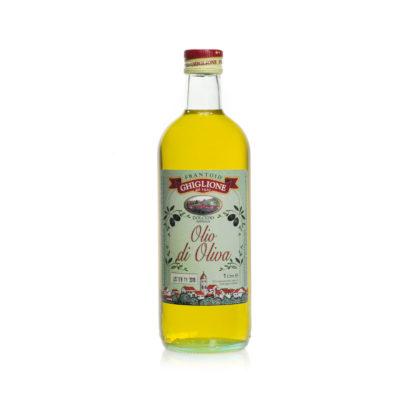 bottiglia olio di oliva